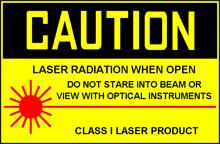 Laserklasse I