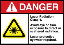 Laserklasse IV